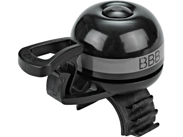 BBB EasyFit Deluxe BBB-14 Fietsbel, grey